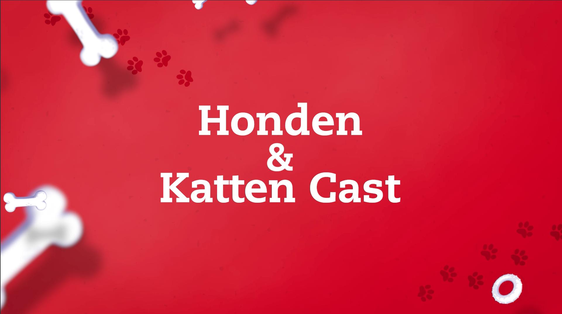 De Honden & Katten Cast